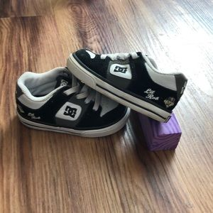 🛹 DC Shoes 🛹 lil rob toddler sneakers